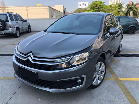 Citroën C4 Lounge 1.6 Thp Flex Feel Bva