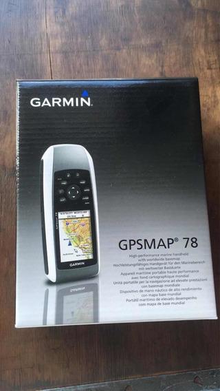 Gps Garmin Map78