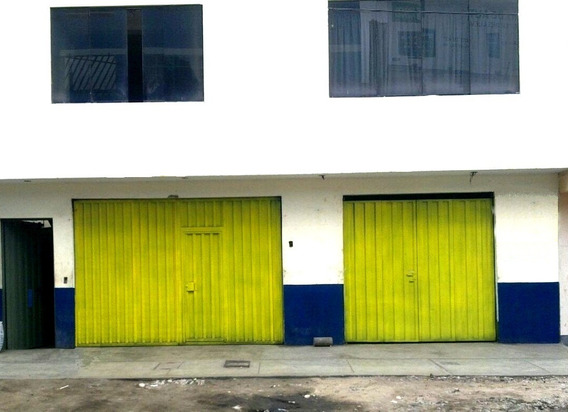 Alquiler Local Comercial De 250 M2 - Chorrillos