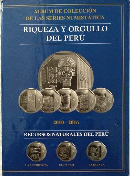 Coleção Álbum Del Perú