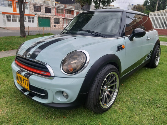 Mini Cooper S 1.600cc Turbo Full Equipo