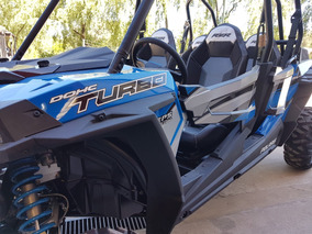 Polaris Rzr 1000 Turbo 4 2018 Plazas Okm Oportunidad