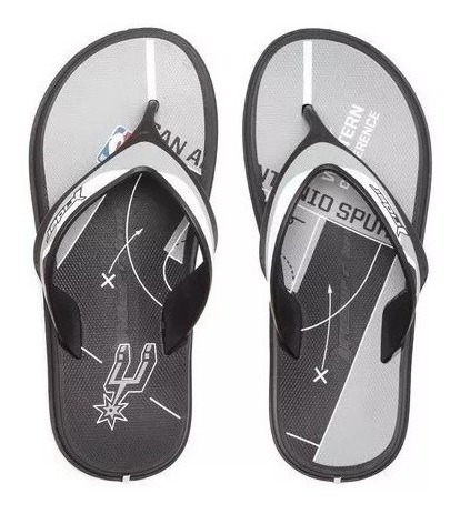 Chinelo Rider Nba Line - San Antonio Spurs - Original