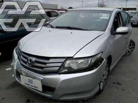 Sucata Honda City 1.5 Lx Flex 4p 2010