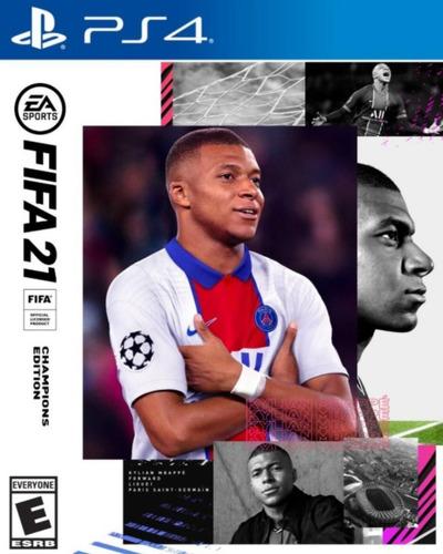 Fifa 21 Champions Edition Ps4 Fisico Sellado Nuevo Original