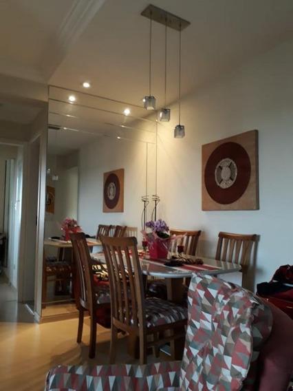 Apartamento Com 2 Dormitórios À Venda, 65 M² Por R$ 300.000 - Jardim Satélite - São José Dos Campos/sp - Ap2316