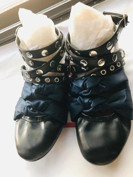 Zara Zapatos Ballerinas Flats