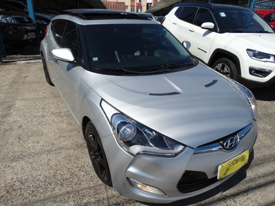 Hyundai Veloster 2013 Teto S. Revisoes No Manual Impecavel