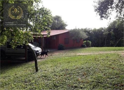 Sítio À Venda, 6104 M² Por R$ 350.000 - Sitio São José - Cinturão Azul Viamão/rs - Si0038