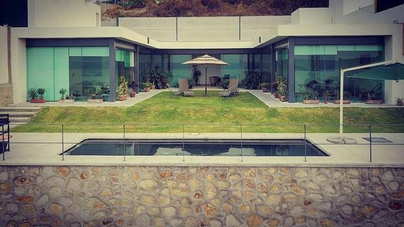 Rento Casa Con Vista Al Lago En Tequesquitengo $25,000