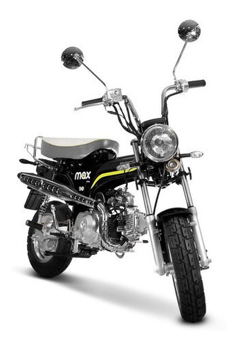 Motomel Max 110 Motozuni Quilmes