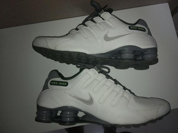 Tênis Nike Shox Nz Se - Branco - 41 Original