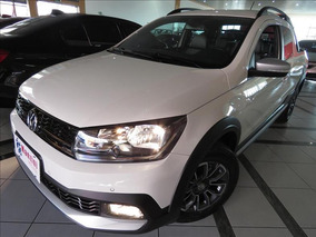 Volkswagen Saveiro Cd Cross 1.6 Flex 2017 Branca