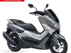 Moto Yamaha Nmax Gpd150-a 150cc Año 2019 Az/ne/bl
