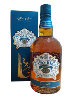 Chivas Regal Mizunara 700 Ml