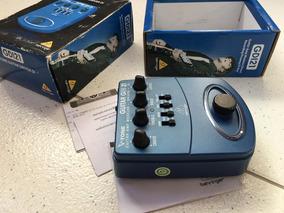 Pedal Behringer Gdi21 Di Box, Preamp, Overdrive E Distortion