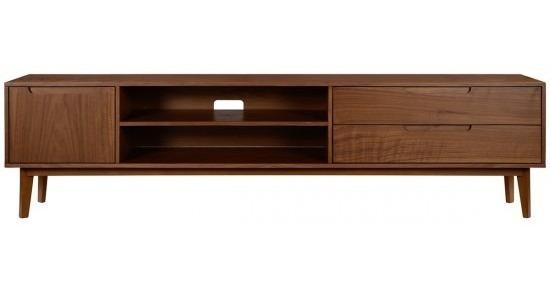 Mueble Para Tv Talitha 200 Cm - Nogal