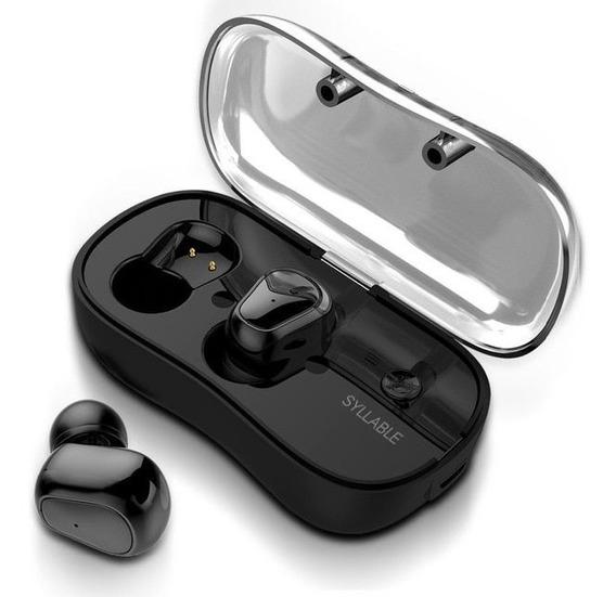 Fone Bluetooth Earphone Syllable D900p Smartwa Samsung Apple