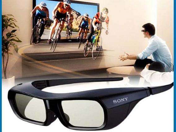 Lentes 3d Sony Modelo Tdg-br250 Recargables
