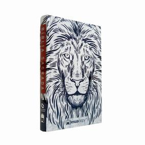 Biblia Leão Branca Jesuscopy - Best Seller