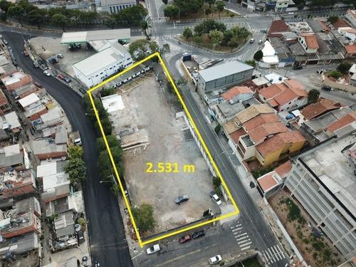 Imagem 1 de 10 de Terreno À Venda, 2531 M² Por R$ 5.500.000 - City Bussocaba - Osasco/sp - Te0638
