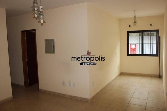 Apartamento Garden Residencial À Venda, Osvaldo Cruz, São Caetano Do Sul. - Gd0033