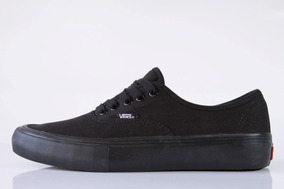 Tênis Vans Authentic Pro Black