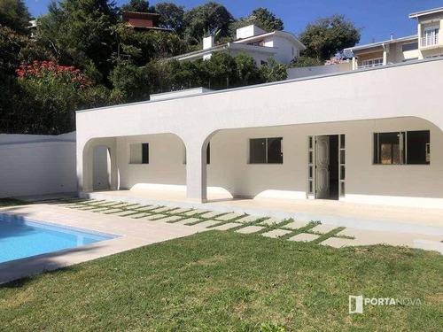 Casa Com 4 Dormitórios À Venda, 290 M² Por R$ 1.300.000,00 - Recanto Inpla - Carapicuíba/sp - Ca0254