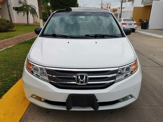 Honda Odyssey Touring 2011 Impecables Condiciones
