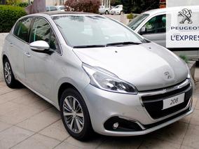 Peugeot 208 Feline 1.6 Nafta Line Nueva Entrega Inmediata