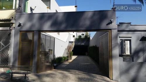 Sobrado Com 3 Dormitórios À Venda, 180 M² Por R$ 739.000,00 - Tatuapé - São Paulo/sp - So0595