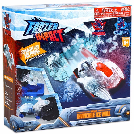 Lanzador Frozen Impact Skill Track Original