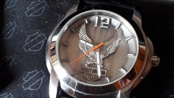 Relógio Bulova Harley Davidson 76a12