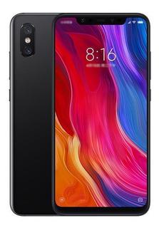 Xiaomi Mi 8 Mi8 64gb 6gb Global Dual Novo + Capa + Película