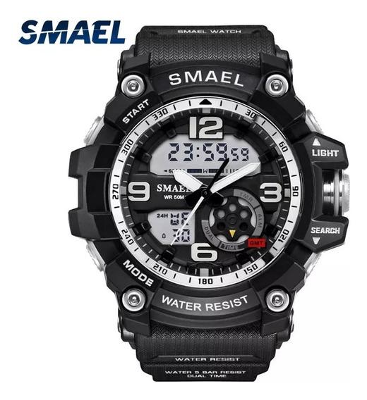 Relógio Smael Anológico E Digital