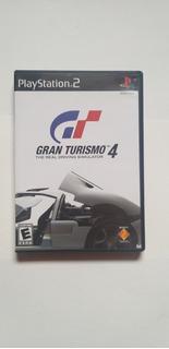 Juego Para Ps2 Playstation 2 Gran Turismo 4
