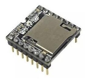 Mdulo Mp3 Player Mini Arduino