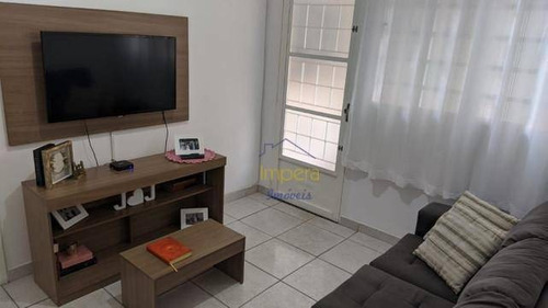 Casa À Venda, 75 M² Por R$ 250.000,00 - Residencial Ana Maria - São José Dos Campos/sp - Ca0407