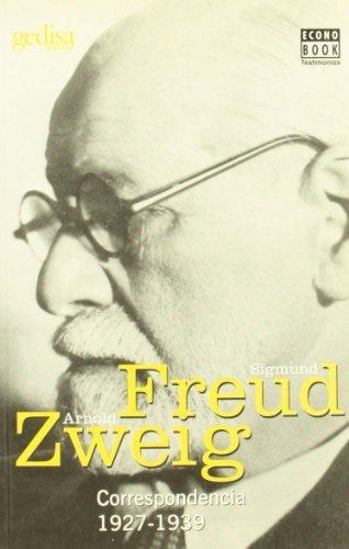 Imagen 1 de 3 de Correspondencia Freud - Zweig, Gedisa