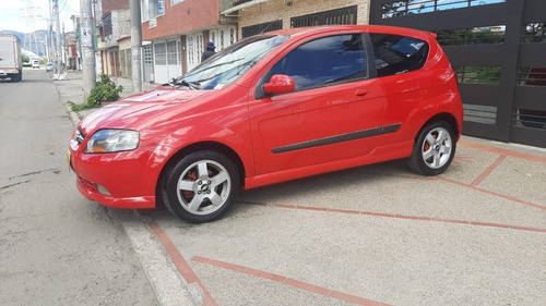 Chevrolet Aveo Gti Limited 1.6 3p M/t