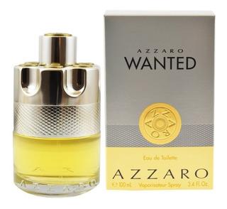 Azzaro Wanted 100ml Eau De Toilette Spray De Azzaro