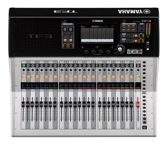 Mesa De Som Digital Yamaha Tf3 32 Canais