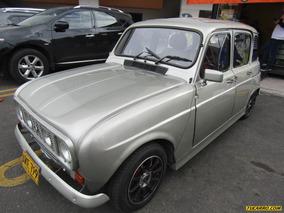 Renault R4 Plus