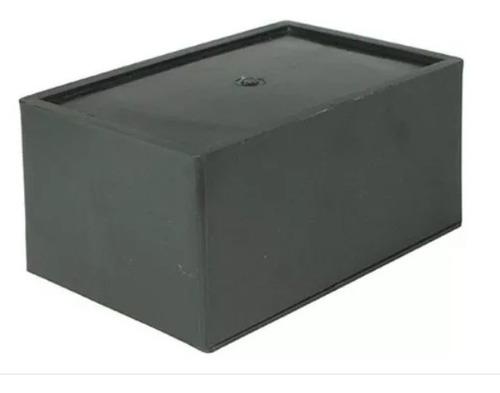 Caja Plastica Proyecto Electrónico 17x10.5x7. 5 + Tornillos