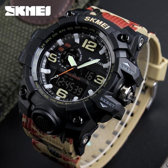 Relógio Esportivo Masculino Skmei 1155 Série Especial