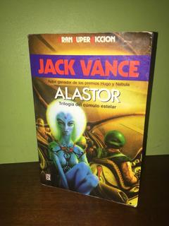 Libro, Alastor De Jack Vance Con Pequeños Detalles.