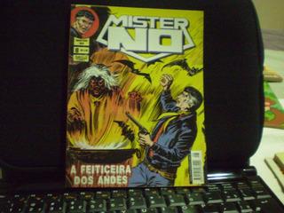Hq Mister No Nº 8 Ano 2003 Raríssima