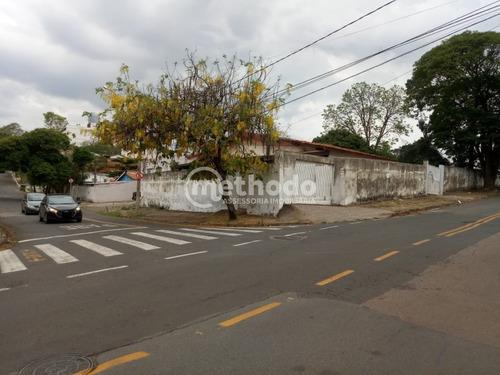 Terreno À Venda Na Chácara Primavera Em Campinas - Te00105 - 68378892
