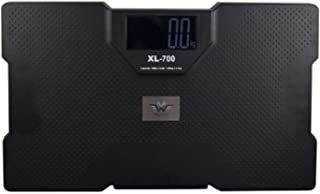 My Weigh Scmxl700t Báscula De Baño Parlante De 700 Lb Y 32