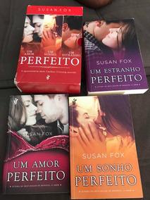 Combo 3 Livros Da Susan Fox